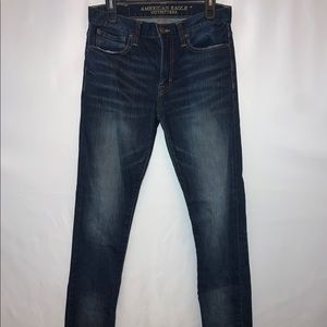 American Eagle Slim Straight Leg Denim Jeans